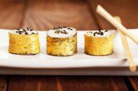 Gouden sushi